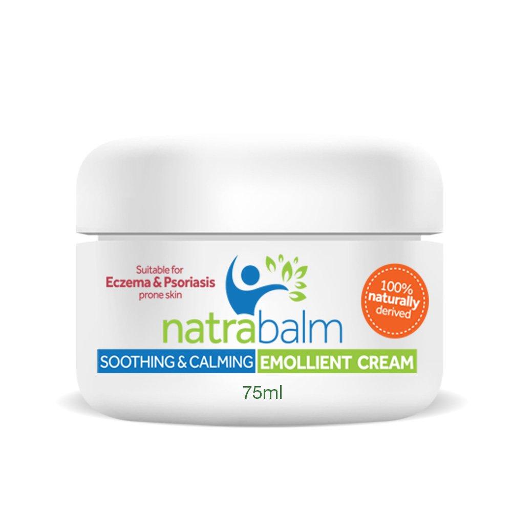 Natrabalm Emollient Moisturising Cream – 75ml