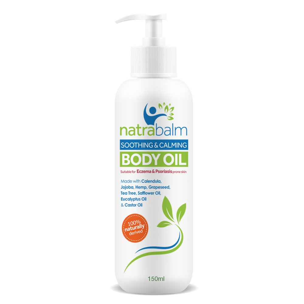 Natrabalm Body Oil – 150ml