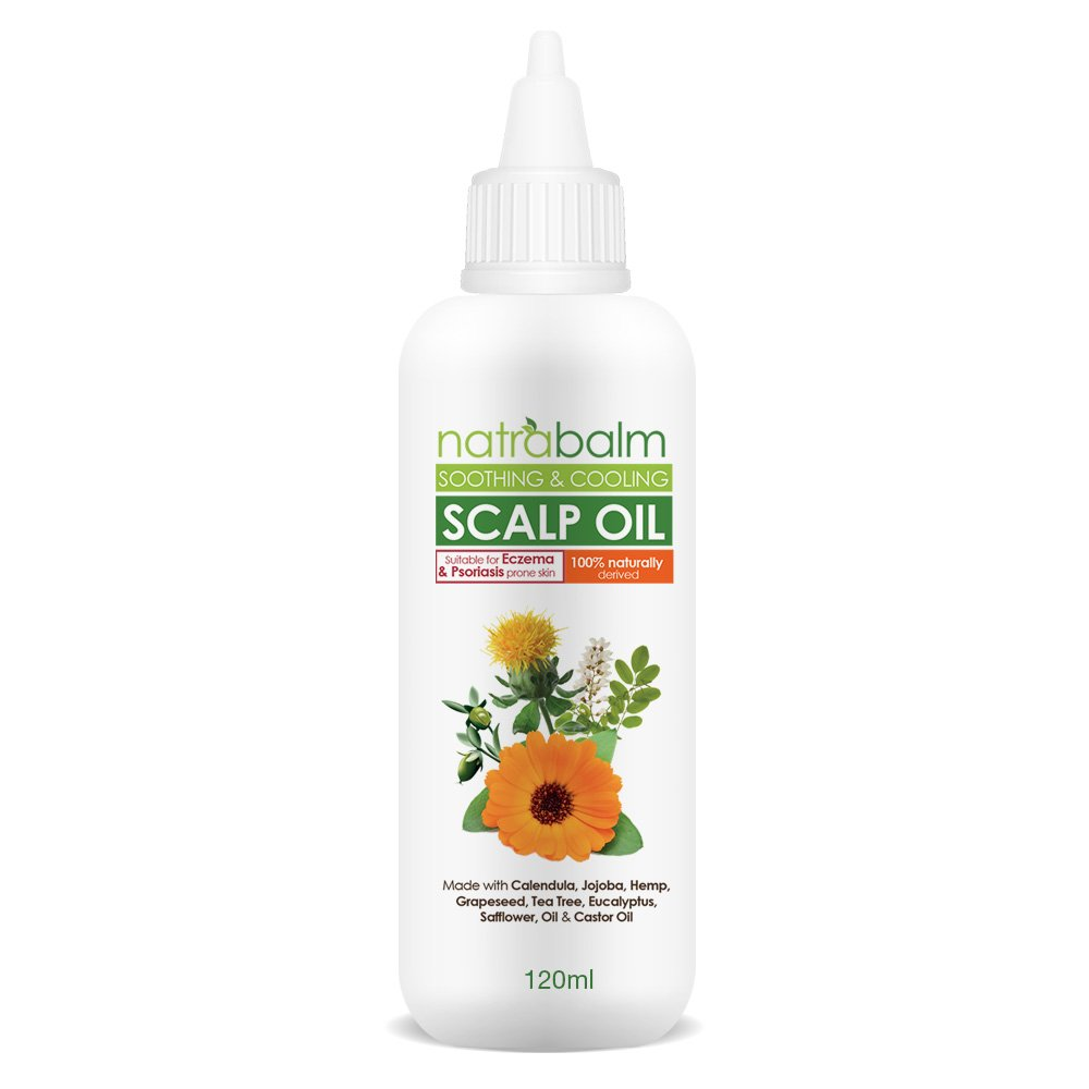 Natrabalm Scalp Oil – 120ml