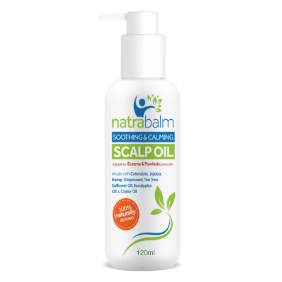 Natrabalm Scalp Oil