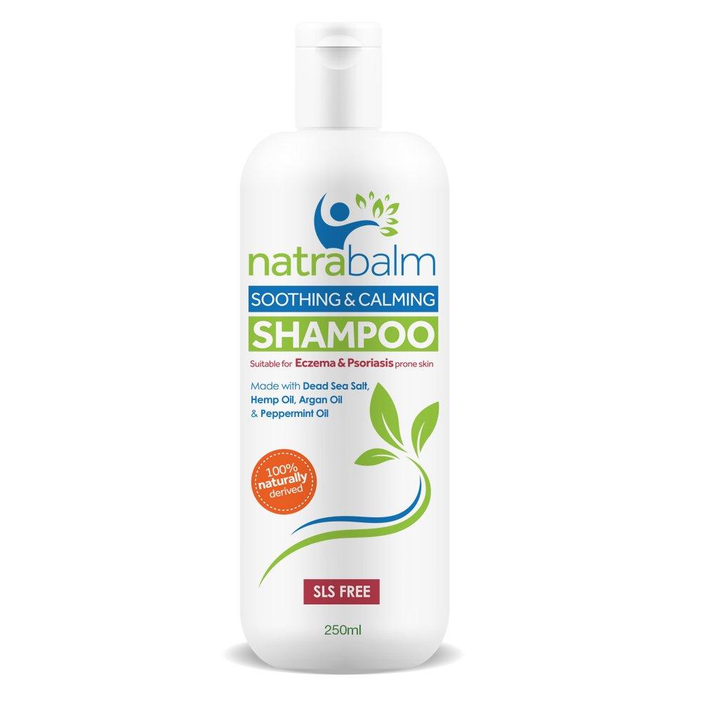 Natrarabalm SLS Free Shampoo – 250ml