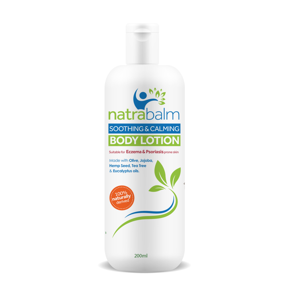 Natrabalm Body Lotion – 200ml